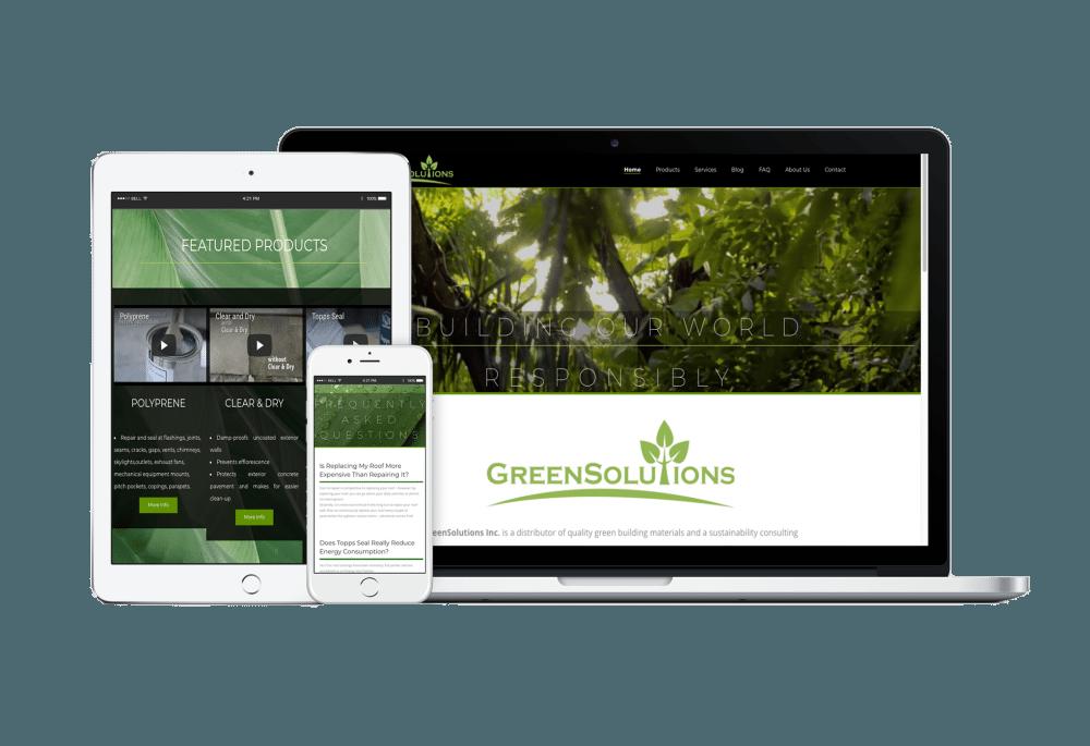greensolutions transparent