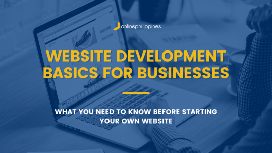 website development for business