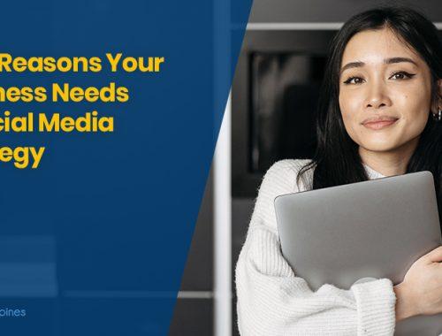 social media strategy business